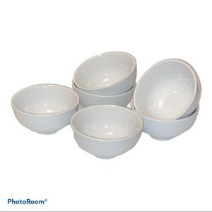 Set of Six Dipping Bowls